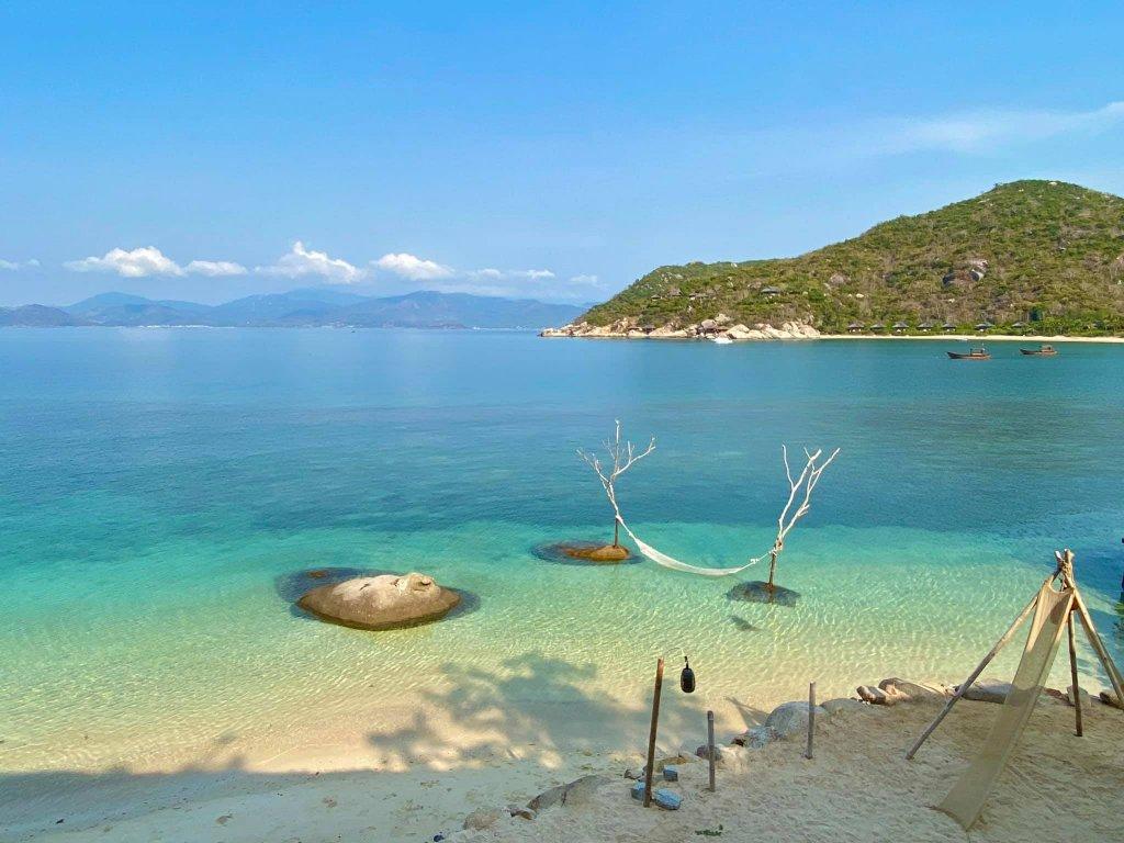 Six Senses Ninh Vân Bay cảnh đẹp như tranh