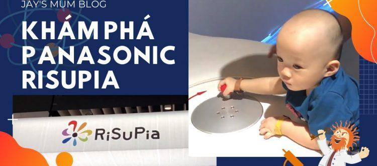 Trung tâm khoa học Panasonic Risupia