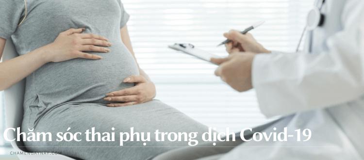 mang thai covid-19