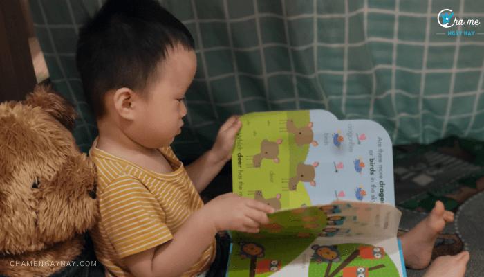 Cách đọc truyện cho trẻ